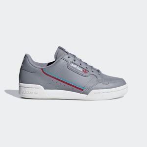Adidas Continental 80 Grey Sneakers